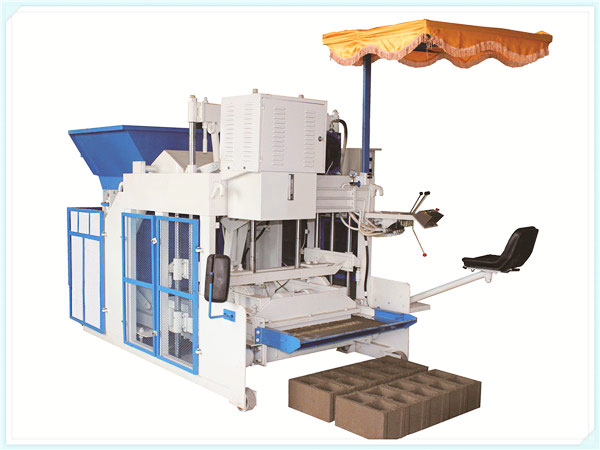 QT3-15 concrete block making machine for sale in usa
