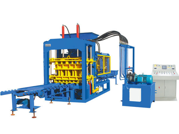 QT4-25 concrete block machine for sale in usa