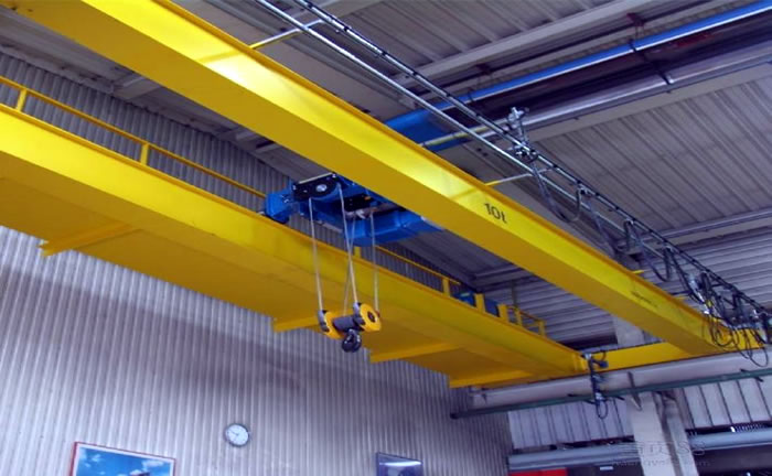 double girder 10 ton overhead crane for sale