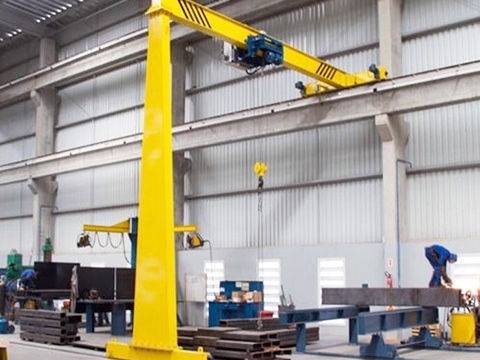 Weihua mini semi gantry crane for sale