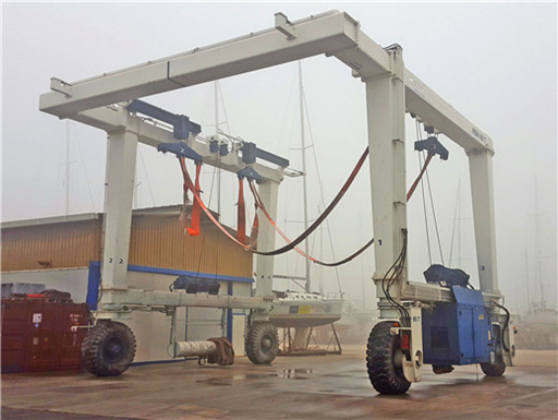 High Quality 25 ton travel Lift for Sale