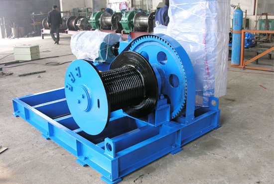 Electric Winch 3 Ton for Sale